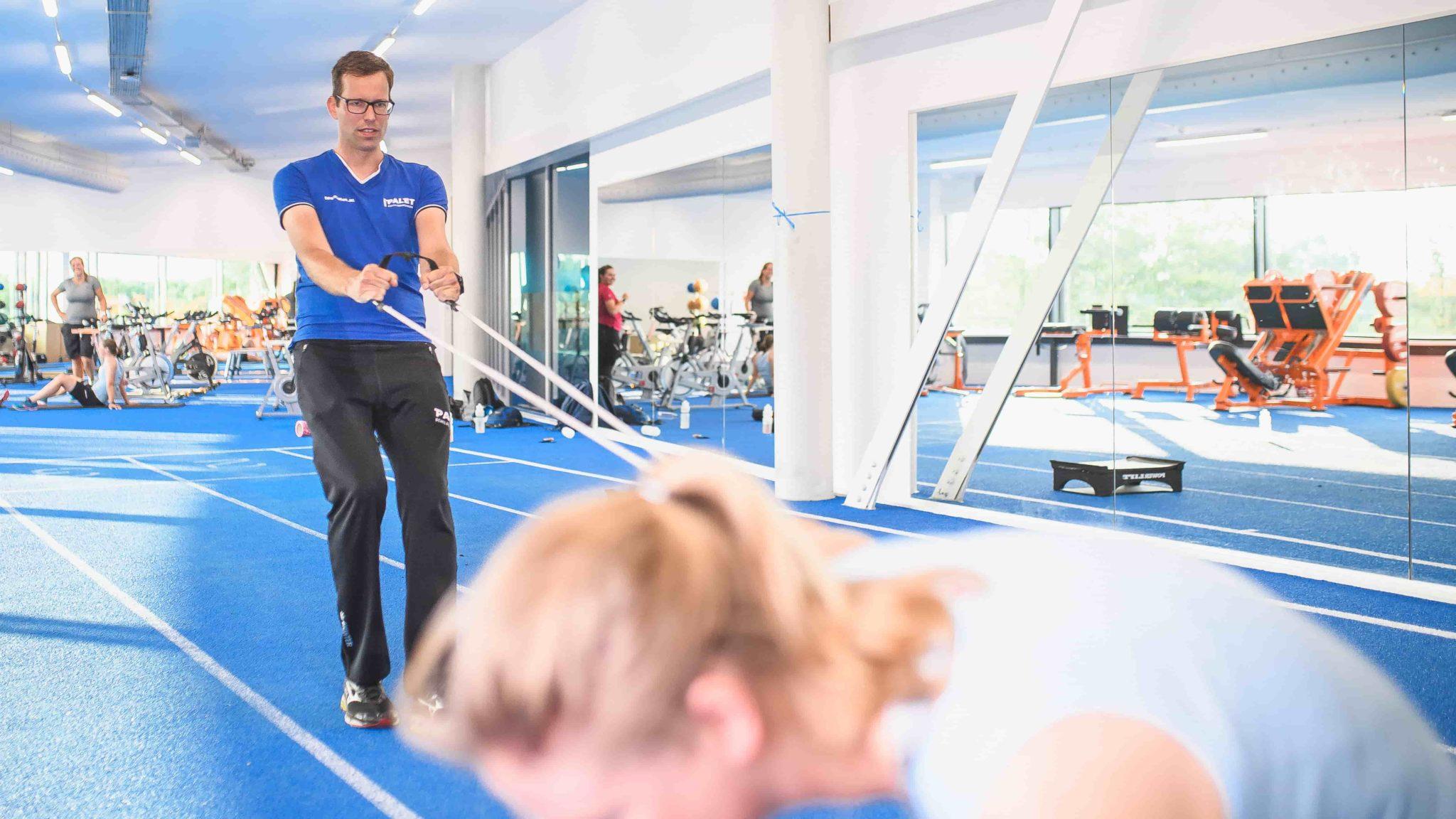 Sport begeleiding door Fysiotherapeut