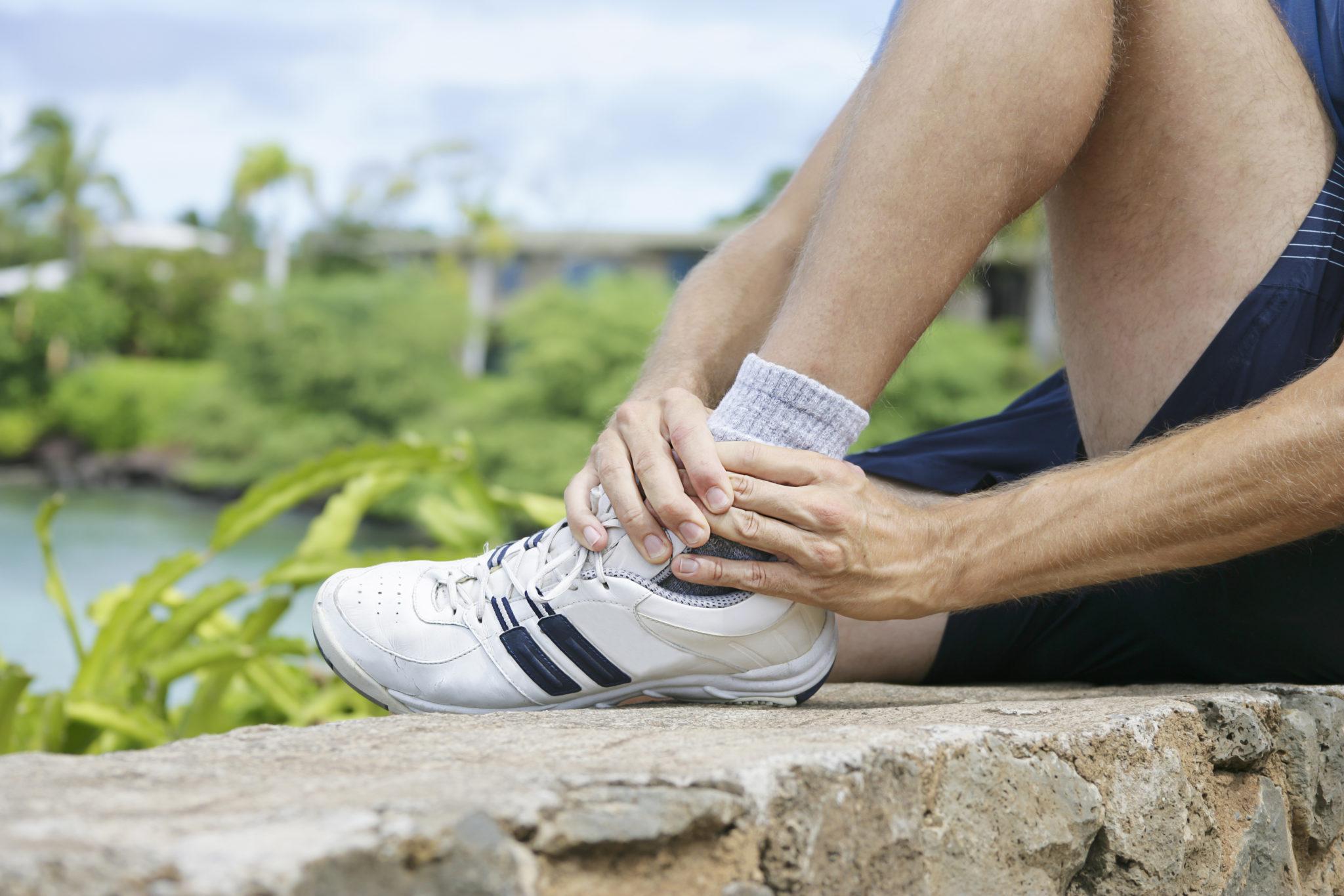 Fysiotherapie enkelklachten